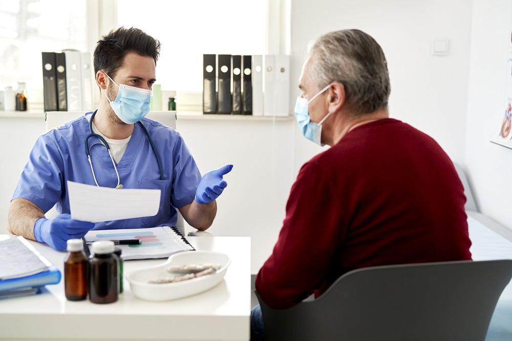 saúde do idoso consulta médica